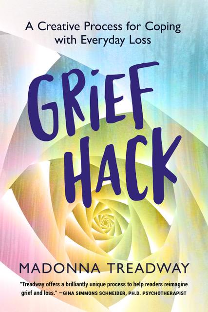 Grief Hack E Book Cover.